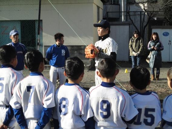 ☆臨時コーチ③☆